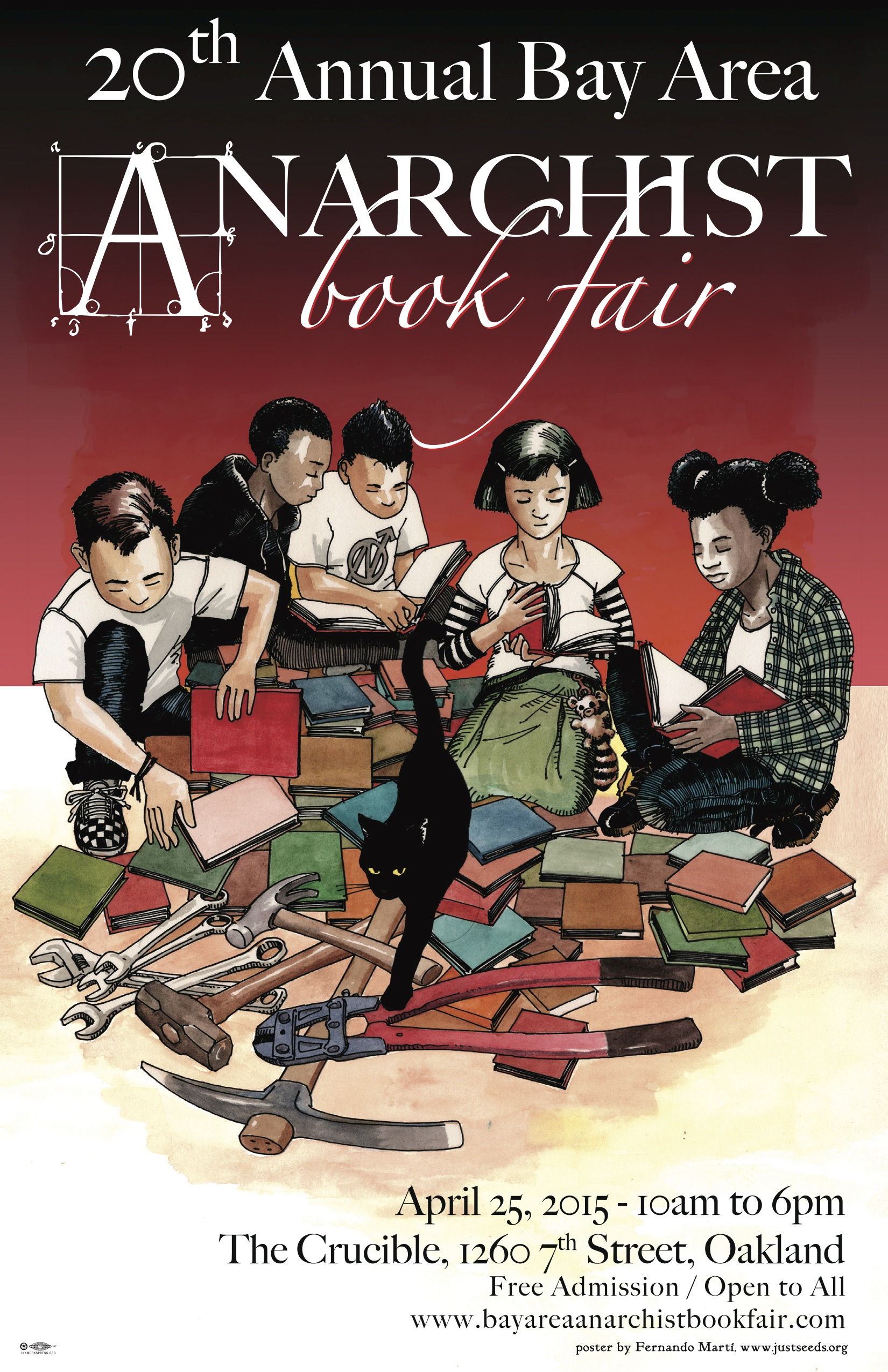 2015 Book Fair Posters & Postcards Now Available!Support the Book Fair