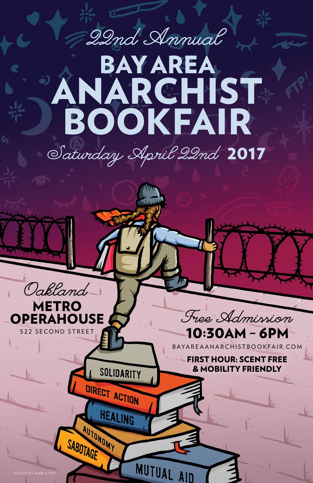 Bay Area Anarchist Bookfair